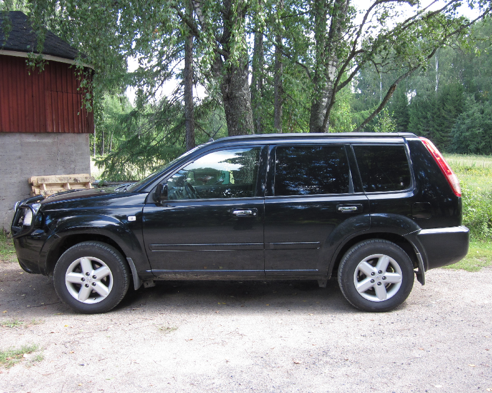 UK Nissan X-Trail Owners Forum • View topic - Suspension